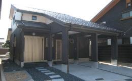 鳥取市 W邸
