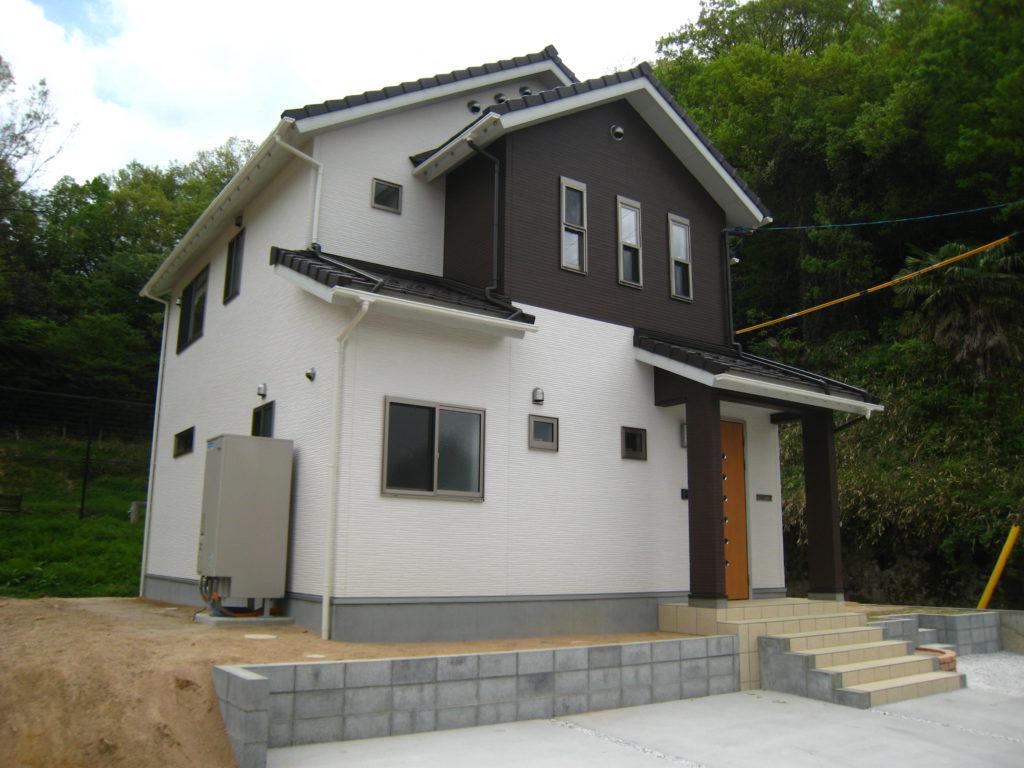 鳥取市 I邸