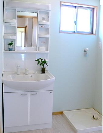 陽だまりの家 トイレ・バスルーム