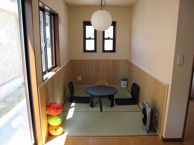 畳スペース 1