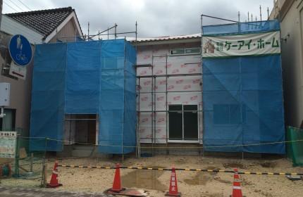 鳥取市H様邸 電気工事進行中