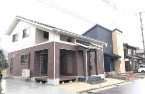 鳥取市 K様邸・Y様邸が完成